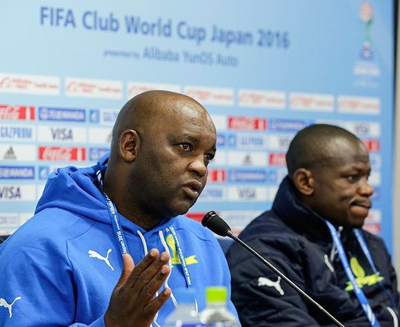 Pitso Mosimane reflects positively on Jeonbuk defeat