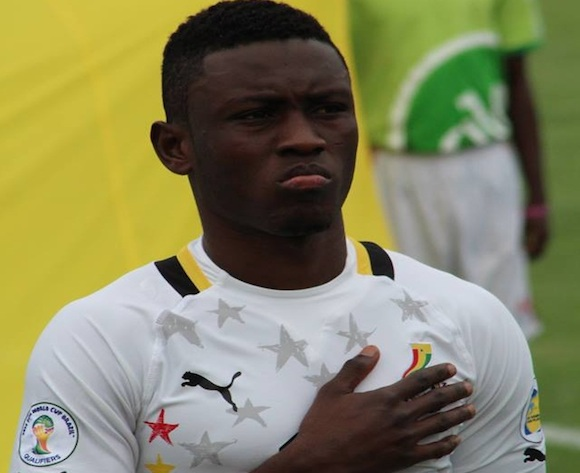 Blow for Ghana as Majeed Waris limps off in Ligue 1 match
