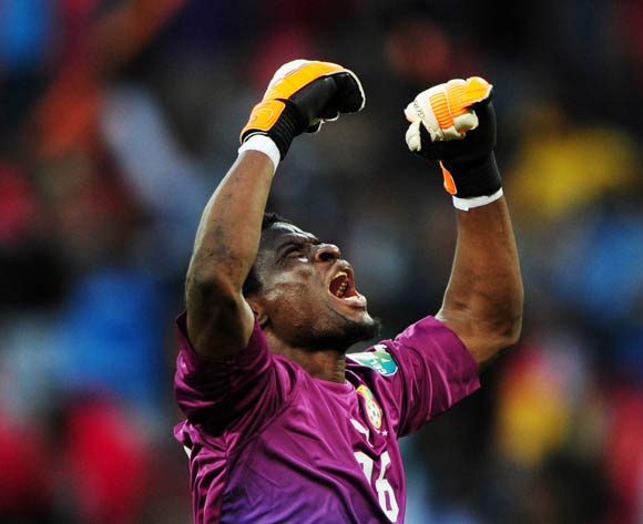 Ghana Black Stars goalkeeper Fatau Dauda says new club Enyimba 'great'
