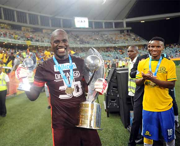 Uganda's Onyango proud of CAF CL crown