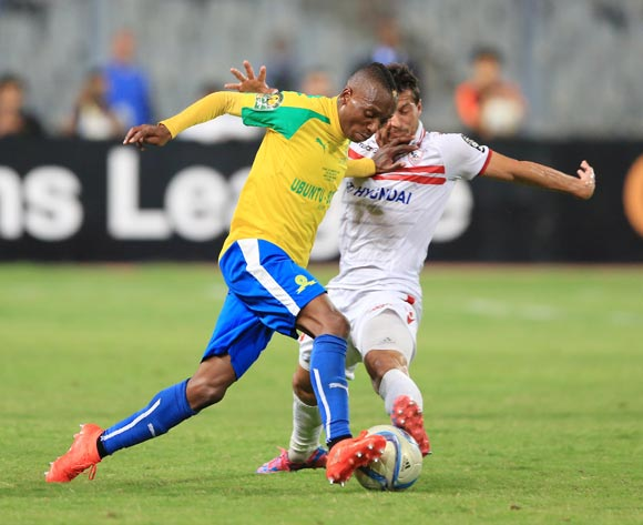 Sundowns duo among Top 3 players on the African continent