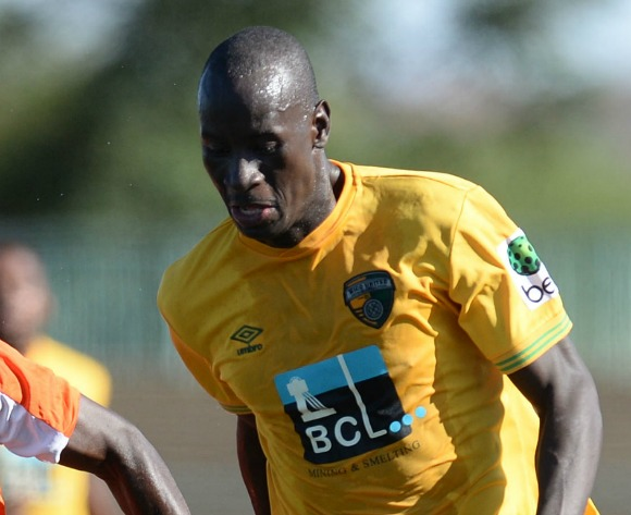 Mwiinde: Nico were in a festive mood against Systems