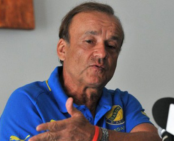 Rohr heads to AFCON in Gabon after holidays in Madagascar