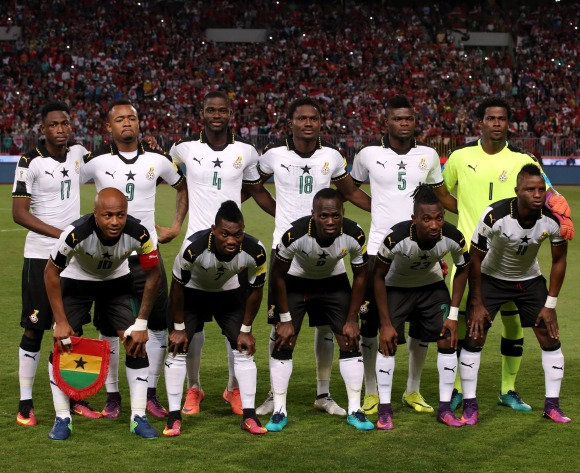Black Stars to prepare for 2017 AFCON in Accra and UAE