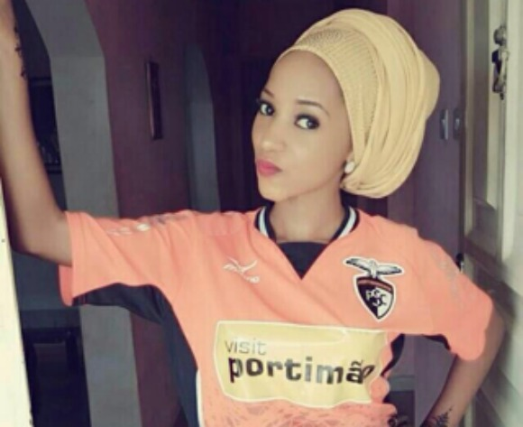 Elated Musa Yahaya is hooked by movie star Saduah