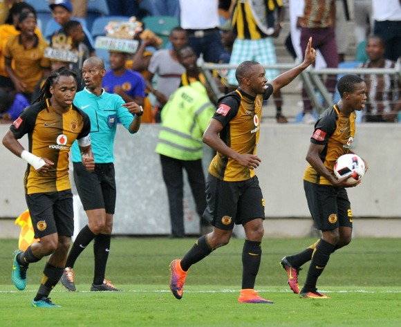 Kaizer Chiefs brush aside stubborn Golden Arrows