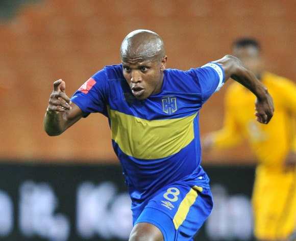 Lebogang Manyama nets stoppage-time equaliser as City remain top