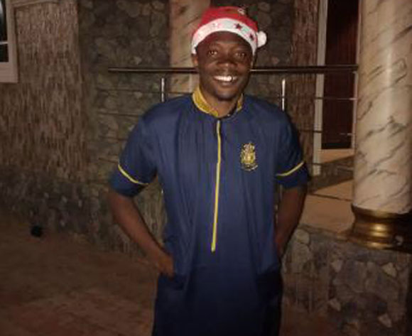 PHOTO: Merry Christmas from Leicester City star Ahmed Musa
