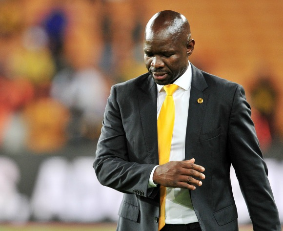 Steve Komphela: I have never given up in my life