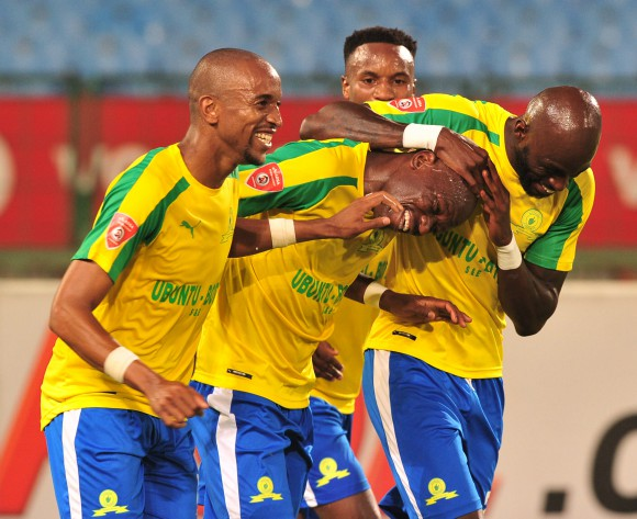 Hlompho Kekana sees Sundowns to victory