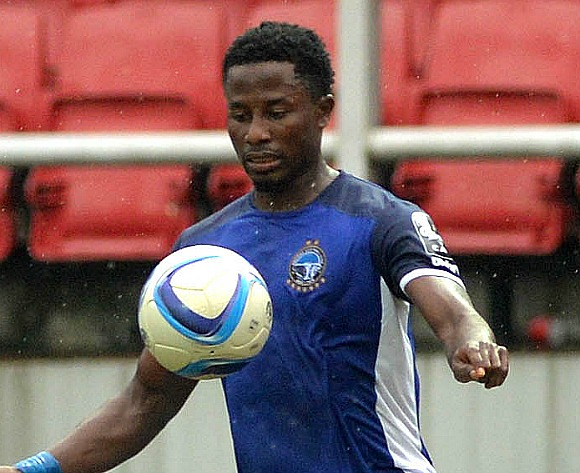 Chima Akas returns to Enyimba, still awaits overseas move