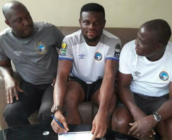 FC Ifeanyi Ubah tried to snatch Black Stars goalie Dauda from Enyimba - Official