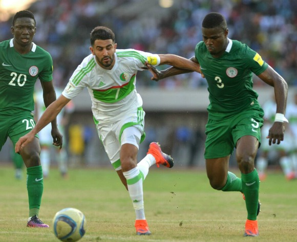 Super Eagles allege NFF shortchanged them for Algeria bonus