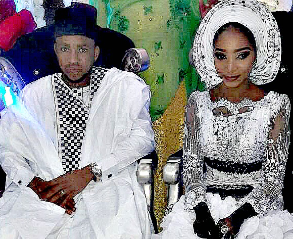 PHOTO: Musa Yahaya weds movie star