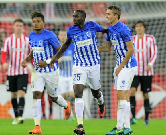 Genk mates wish Ndidi the best at Leicester City