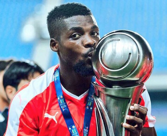John Ogu thrilled to clinch third trophy in Israel