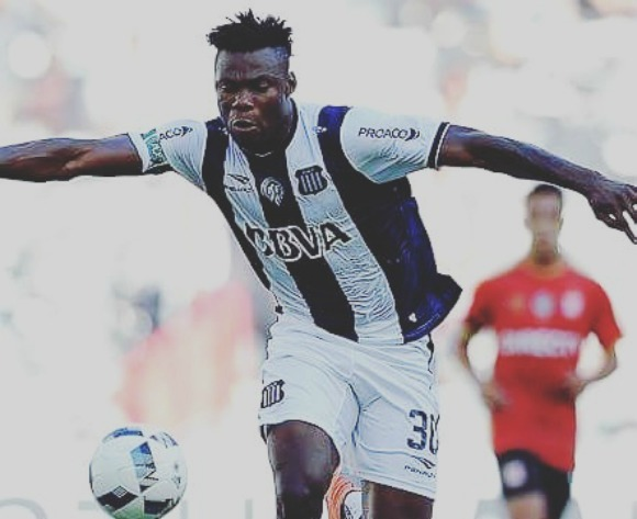 Okiki targets more first-team action in Argentina after debut