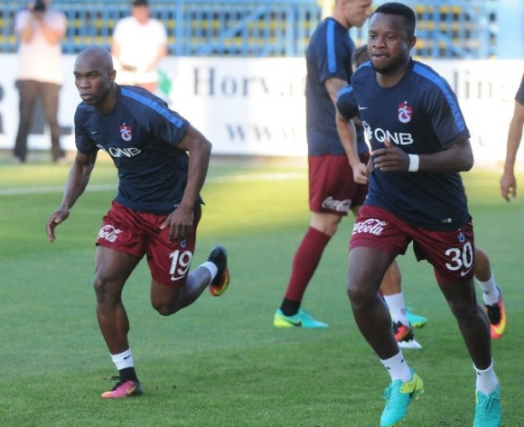 Onazi set to mark out Emenike, van Persie today in Turkey