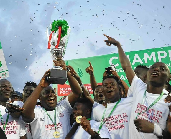 Enugu Governor hosts champions Rangers December 19