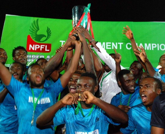Rivers United say Super 4 triumph will galvanise them