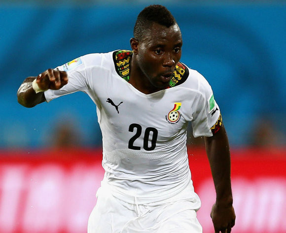 Ghana suffer major blow as Kwadwo Asamoah opts out of AFCON