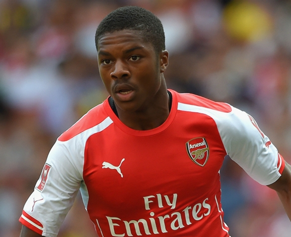 Arsenal loanee Chuba Akpom joins Brighton