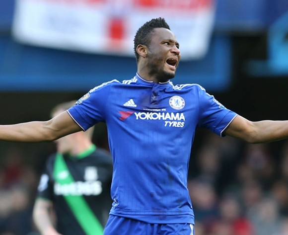 Antonio Conte salutes Mikel's time at Chelsea