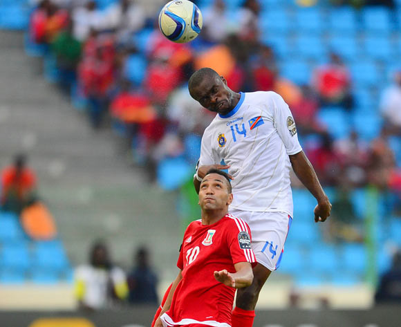 DRC captain Gabriel Zakuani happy with defence