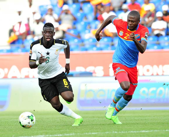 2017 AFCON: DR Congo 1-2 Ghana - AS IT HAPPENED