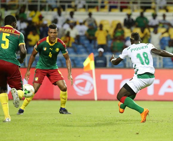 2017 AFCON: Cameroon 2-1 Guinea-Bissau - AS IT HAPPENED