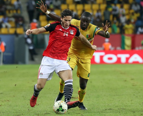 Egypt held 0-0 by Mali in Port-Gentil