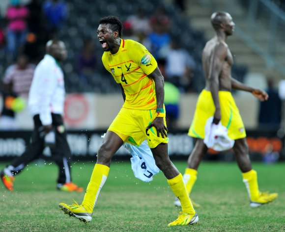 I still enjoy myself when I wear Togo's yellow shirt, says Emmanuel Adebayor
