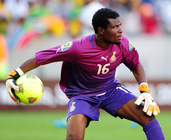 Fatau Dauda replaces Adam Kwarasey in Ghana's AFCON squad