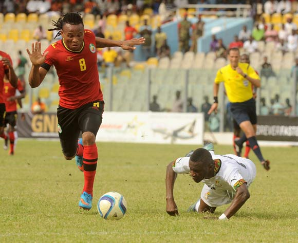Black Stars exclude in-form Waris and Dwamena from final squad