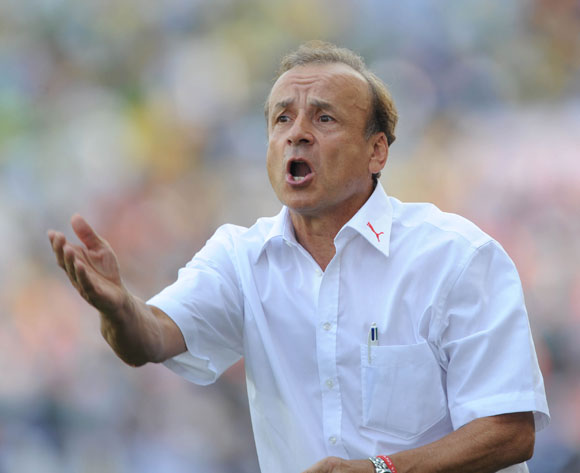 Eagles coach Rohr works as TV pundit at AFCON 2017