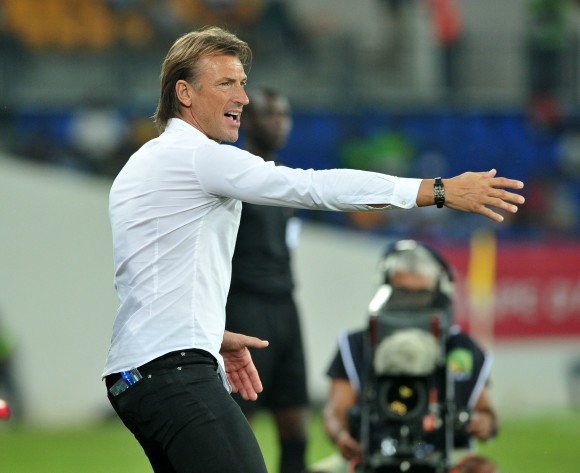 Herve Renard: You have to deal with setbacks in AFCON finals