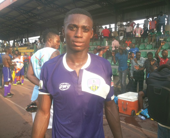Abia Warriors fall at Remo Stars as home wins rule in NPFL