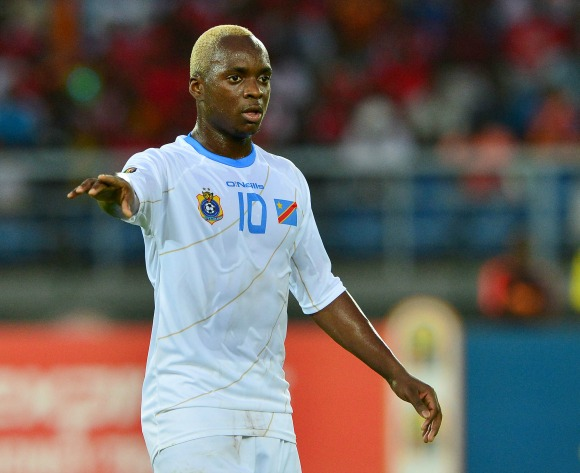 DRC announce final squad for 2017 AFCON