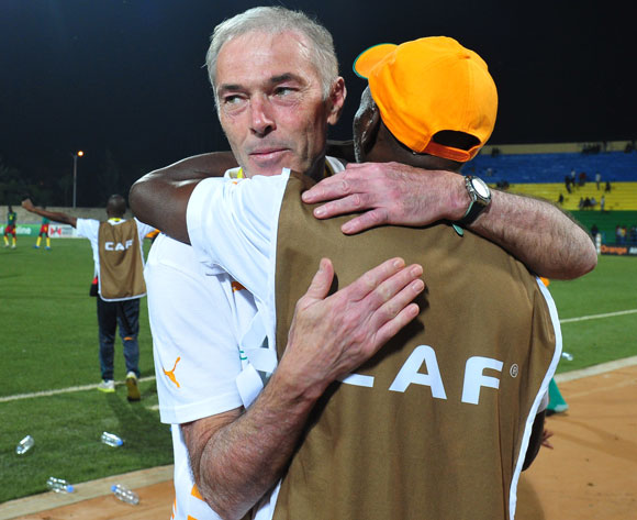 Ivory Coast coach Michel Dussuyer hopes for an improved mindset