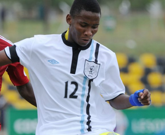Gaborone United back Mpho Kgaswane to excel at Baroka FC