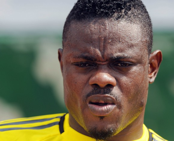 Afelokhai: I won't sit on bench for Ghana's Fatau Dauda