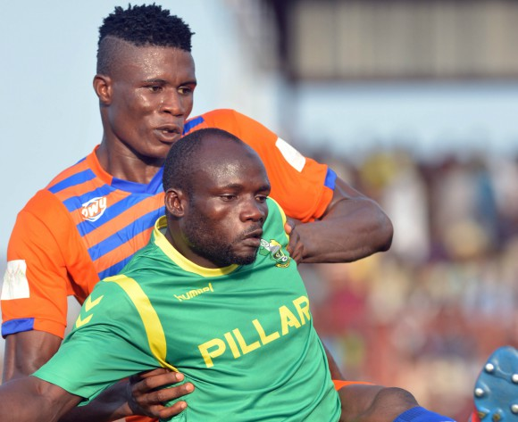 Kano Pillars hero Adamu Mohammed delighted with Man of Match Award