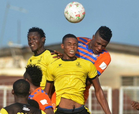 Army officer spies for Wikki Tourists on Confed Cup foes Sierra Leone armed forces team