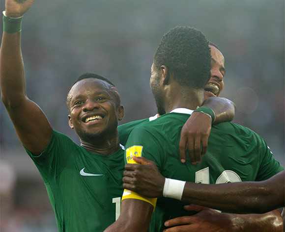 Nigeria up to 50th in the world in latest FIFA Rankings