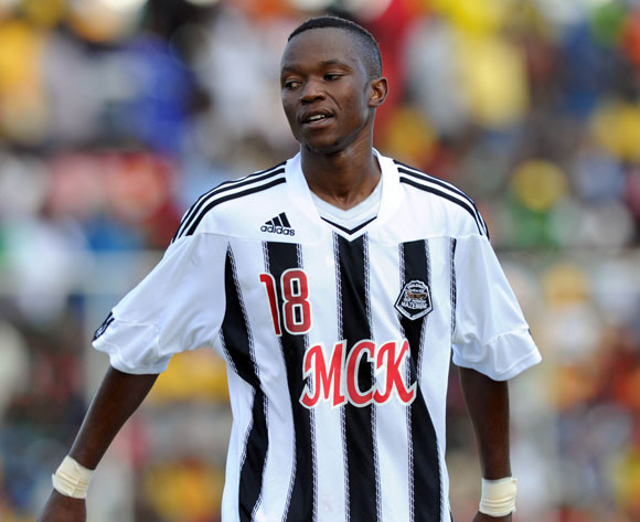 Kalaba extends Mazembe deal with two years