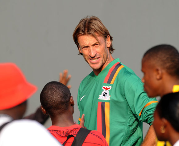 Renard remembers Zambian '93 crash in Gabon