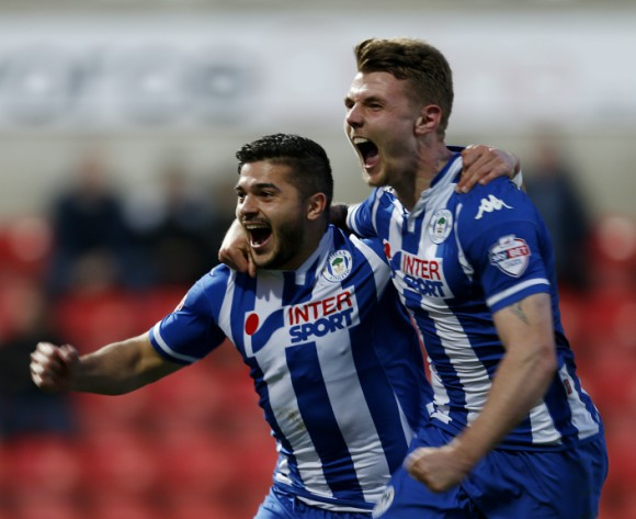 Sam Morsy signs with Wigan to 2019