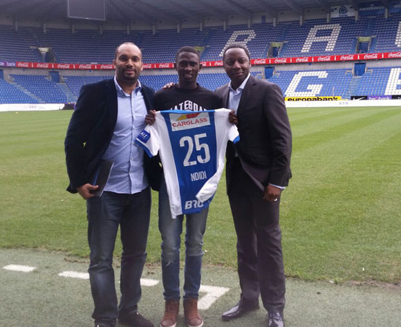 Genk coach tips 'New Yaya Toure' Ndidi for superstardom