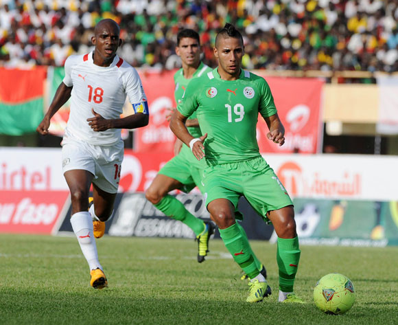 AFCON 2017: Algeria suffer injury blow