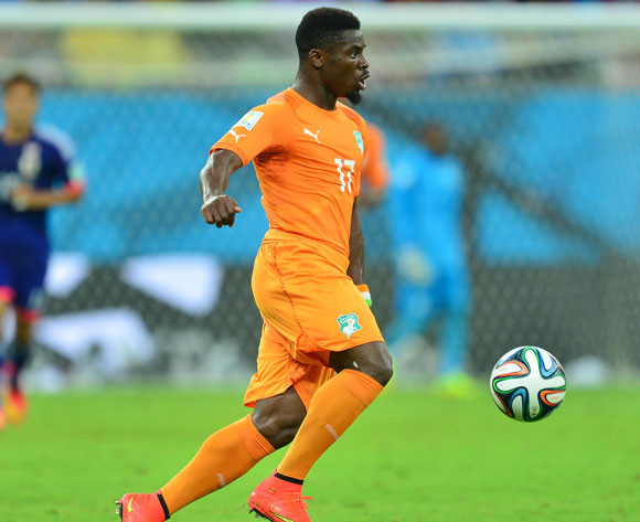 Aurier Confident ahead of Afcon title defence